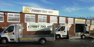 Formby Tool Hire Reap Benefits of Plant & Go<sup>®</sup>