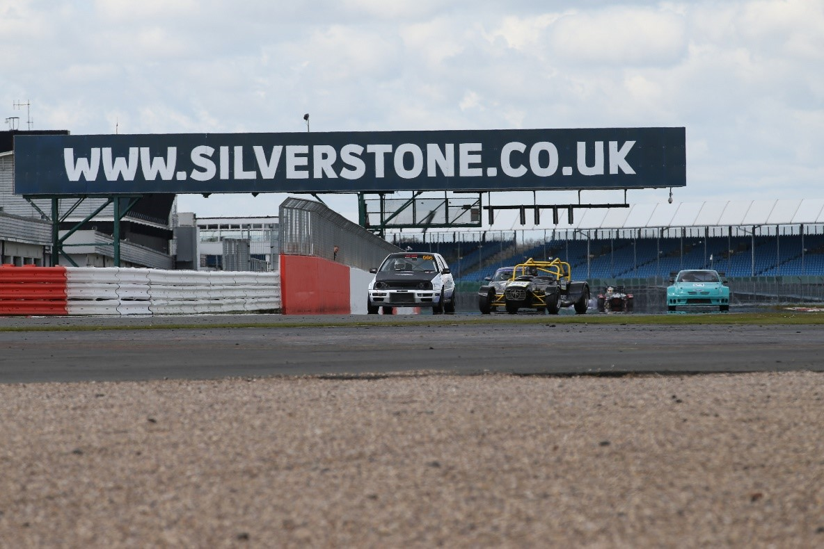 Advanced KFS | Silverstone Race Weekend