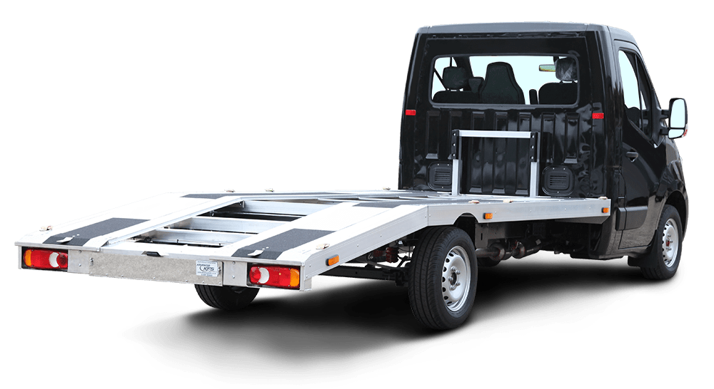 Beavertail Car Transporter