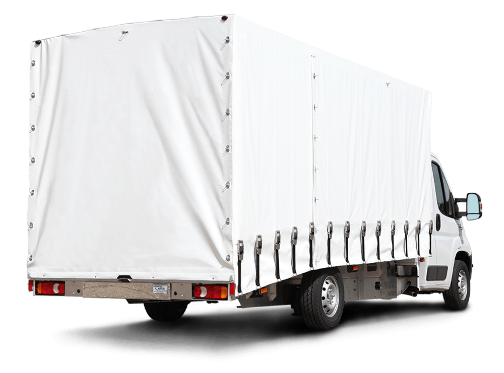Covered Vehicle Transporter