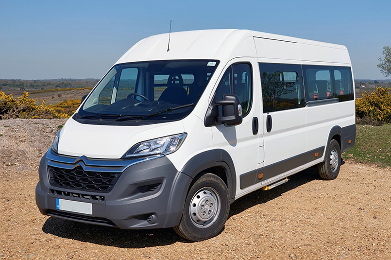 Do I need a PCV to drive a minibus?