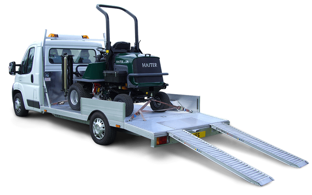What are the best grounds maintenance vehicles for sale?