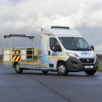 Drop & Go Traffic Management Vehicle
